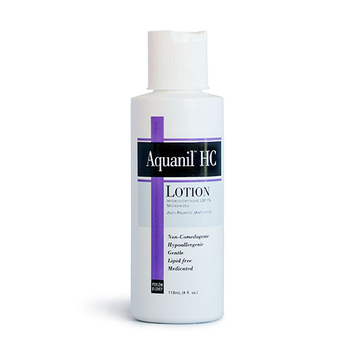 Aquanil HC Lotion 4 fl. oz.