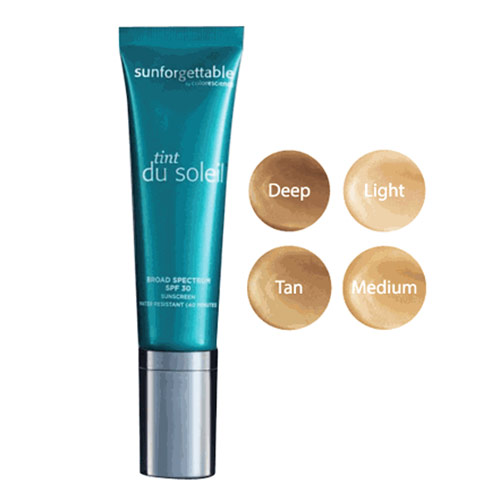 Colorescience Tint du Soleil SPF 30 Protective Foundation