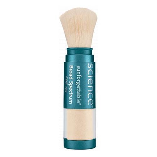 Colorescience Sunforgettable Brush-On Sunscreen SPF 50 0.21 oz.