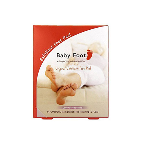 Baby Foot Exfoliating Foot Peel 2.4 fl. oz.